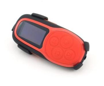 4GB MP3 Player Sporty NEON X200