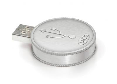 8GB LaCie CurrenKey