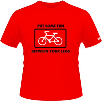 Fun between legs - rosu - SolS Regent - L