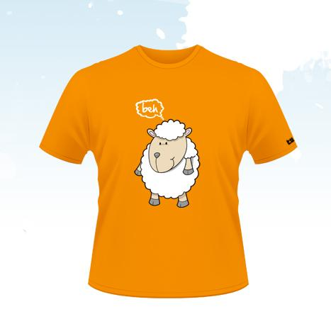 TRICOU Sheepy HD - M - Fruit of the Loom