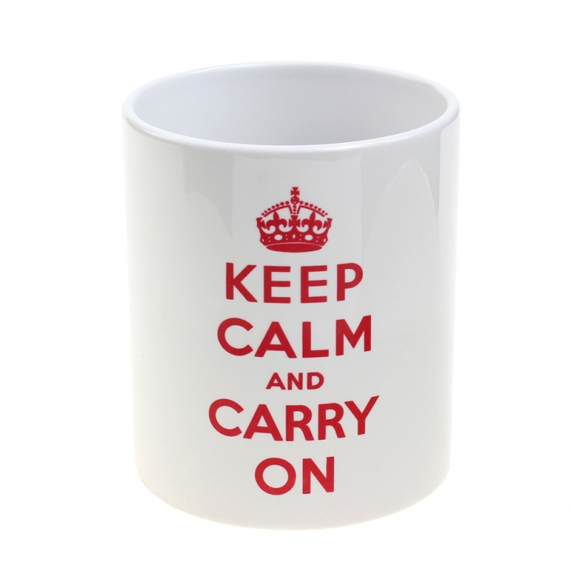 "Cana ""Keep Calm and Carry On"""