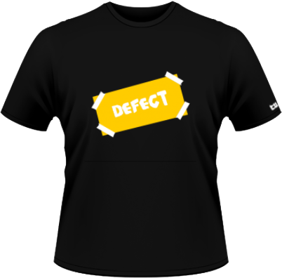 Defect - Negru - Sol's - XL