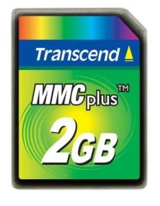 MMC Mobile HiSpeed 2GB Transcend