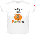 Daddy's little pumpkin - Alb - SolS Regent - 6 ani'