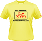 Fun between legs - galben - Stedman - L'