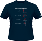 All You Need Is Love, Mathematically - Albastru - SolS  - L'