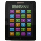 Calculator solar ca un iPad'