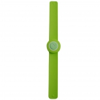 Ceas Mini Slap-it-on Verde'
