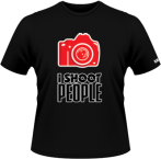I Shoot People Hd - Negru - Sol's - L'