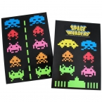 Magneti de frigider Space Invaders