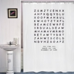 Perdea de dus - word search'