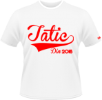 Tatic Din 2015 - Alb - Sol's - XL'