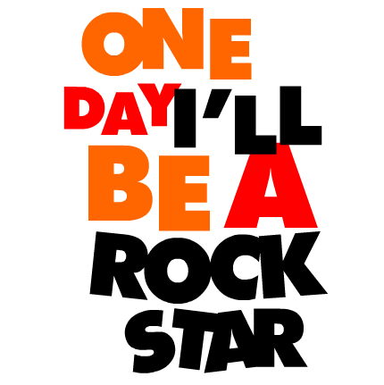 Be A Rock Star