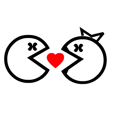Pac-Man Love