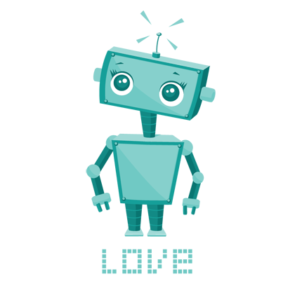 Robot Love - Girl