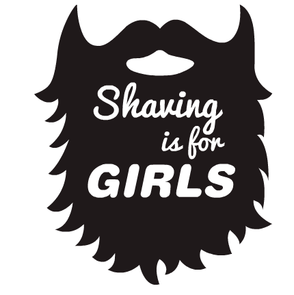 Shaving Is For Girls