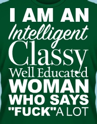Classy Well Educated Woman'