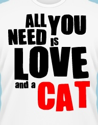 All You Need Is Love (Cat)