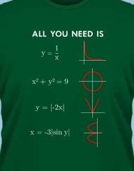 All you need is love, mathematically!