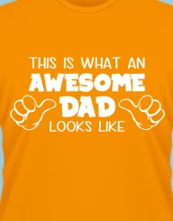 Awesome Dad'
