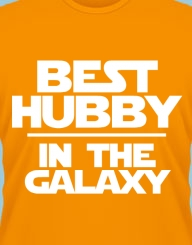 Best hubby in the galaxy