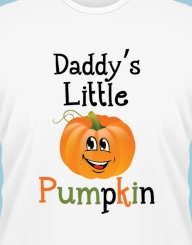 Daddy's Little Pumpkin