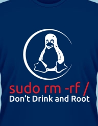 Don't Drink and Root