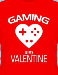 Gaming is my Valentine