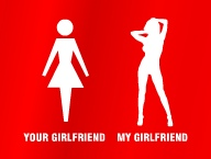Your / my girlfriend