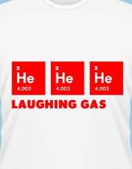 He He He - Laughing Gas
