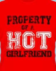 Hot Girlfriend'