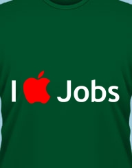 I Apple Jobs'