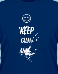 Keep Calm And Kill'
