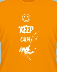 Keep Calm And Kill