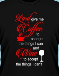 Lord give me coffee!