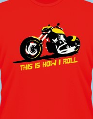 Motorcycle Roll