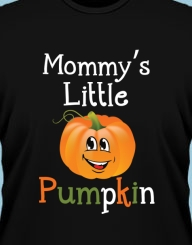 Mommy's Little Pumpkin'