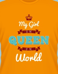 My Girl Is The Queen'