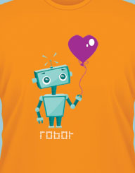 Robot Love - Boy'