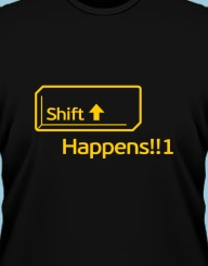 Shift Happens!!1'