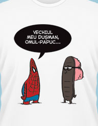 Spiderman vs. Omul-Papuc'