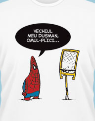 Spiderman vs. Omul-Plici'