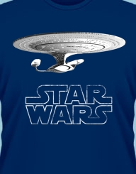 Star Wars - Boldly going!