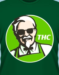 THC Fried Chicken'