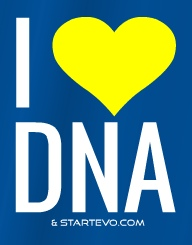 I Love DNA (by StartEvo)