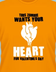 Zombie Wants Your Heart'