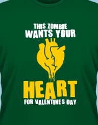 Zombie Wants Your Heart