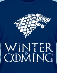 Winter Is Coming'